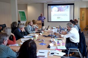 Photo of MERP Stakeholder Advisory meeting
